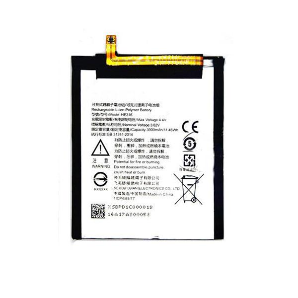 باتری گوشی نوکیا NOKIA 6 اورجینال