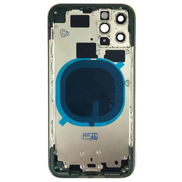 قاب و بدنه گوشی آیفون IPHONE 11 PRO MAX اورجینال طلایی