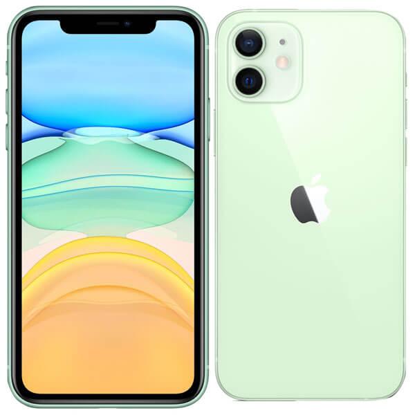 گوشی موبایل آیفون IPHONE 12 اورجینال سبز روشن
