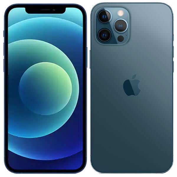 گوشی موبایل آیفون IPHONE 12 PRO MAX اورجینال آبی