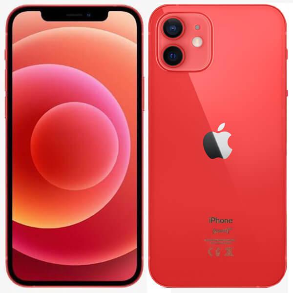 گوشی موبایل آیفون IPHONE 12 اورجینال قرمز