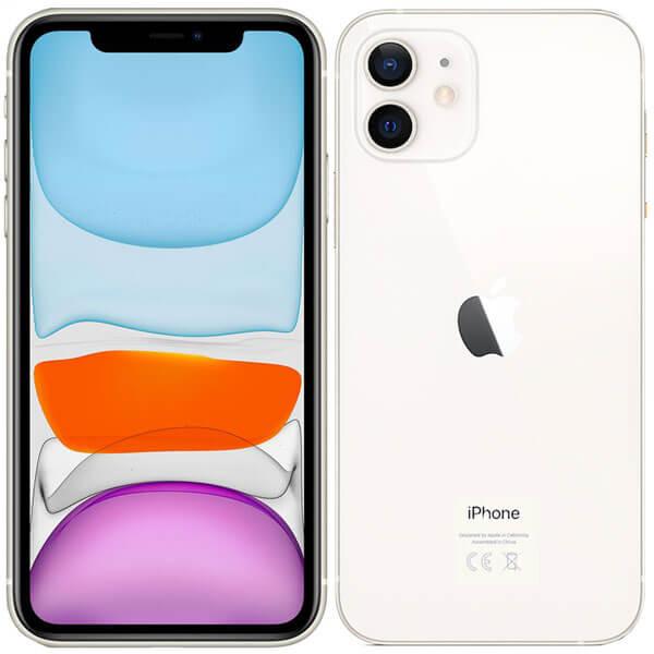 گوشی موبایل آیفون IPHONE 12 اورجینال سفید
