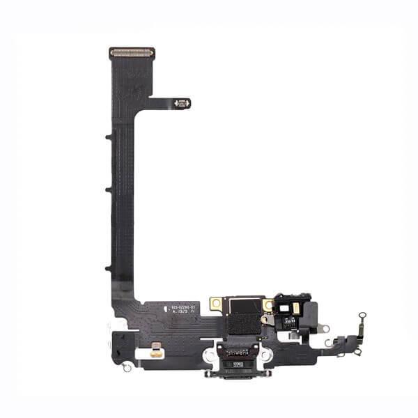 فلت شارژ آیفون IPHONE 11 PRO MAX اورجینال مشکی