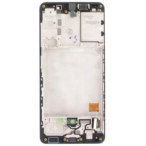 تاچ ال سی دی گوشی موبایل سامسونگ SAMSUNG A41/ A415 اورجینال با فریم