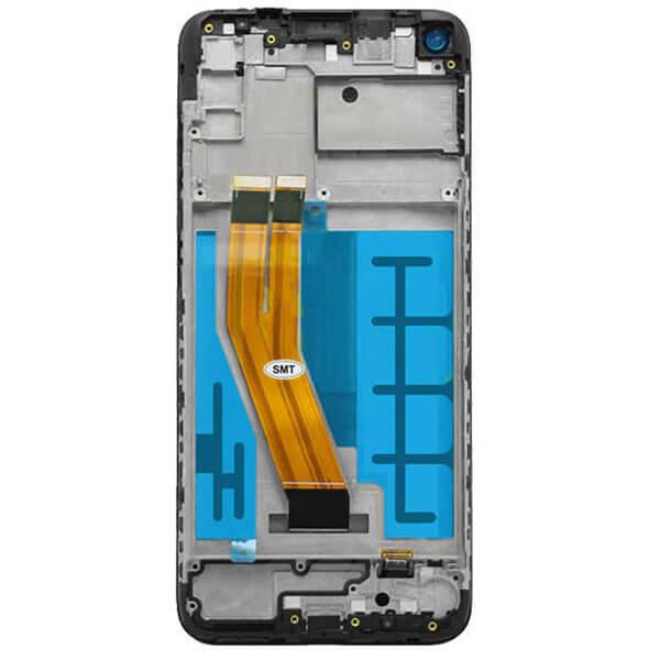 تاچ ال سی دی گوشی موبایل سامسونگ SAMSUNG M11/ M115 اورجینال با فریم