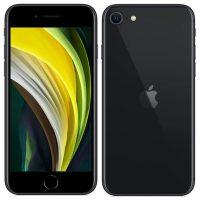 گوشی موبایل آیفون IPHONE SE 2020 اورجینال مشکی ۶۴ گیگابایت