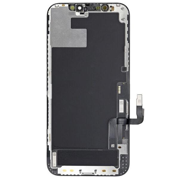 تاچ ال سی دی گوشی موبایل آیفون IPHONE 12 اورجینال مشکی
