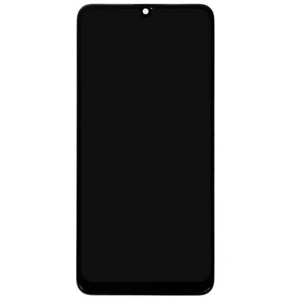تاچ ال سی دی گوشی موبایل سامسونگ SAMSUNG A20S / A207 اورجینال مشکی با فریم