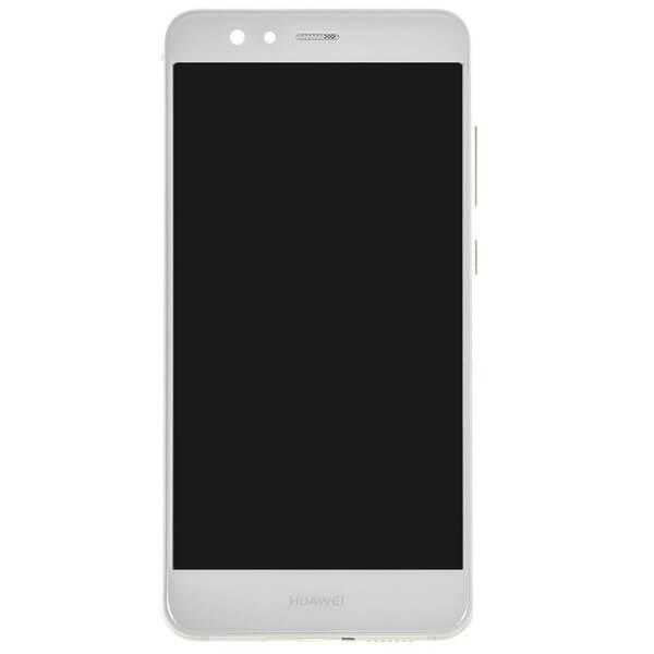تاچ ال سی دی گوشی موبایل هواوی HUAWEI P10 LITE اورجینال سفید با فریم