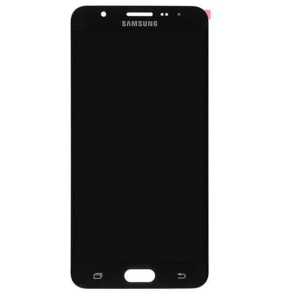 تاچ ال سی دی گوشی موبایل سامسونگ SAMSUNG J7 PRIME / G610 اورجینال مشکی