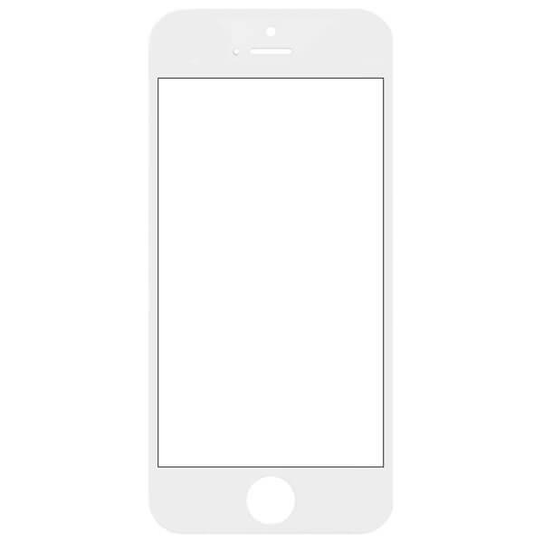 تاچ ال سی دی گوشی موبایل آیفون IPHONE 5 سفید مشکی