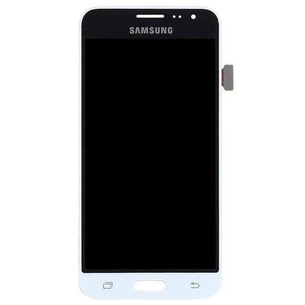 تاچ ال سی دی گوشی موبایل سامسونگ SAMSUNG GALAXY J320 / J3 2016 طلایی مشکی سفید