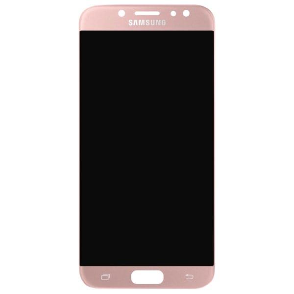 تاچ ال سی دی گوشی موبایل سامسونگ SAMSUNG J730 / J7 PRO 2017 مشکی طلایی آبی رزگلد