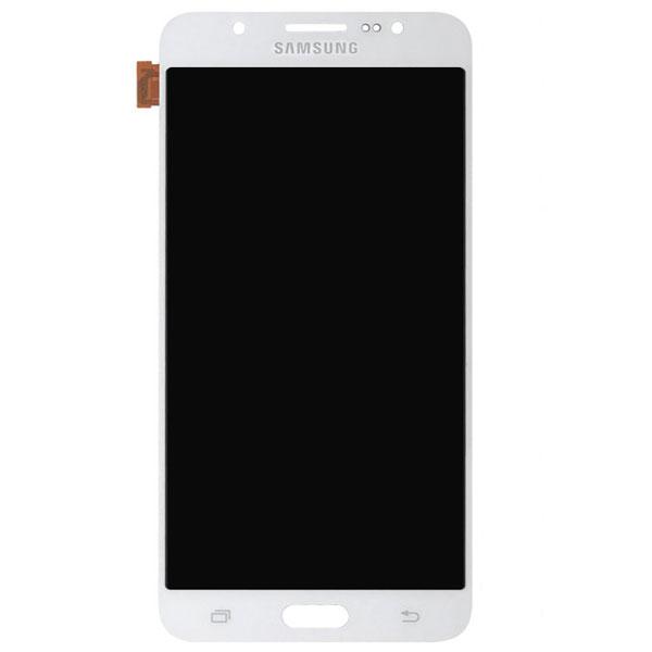 تاچ ال سی دی گوشی موبایل سامسونگ SAMSUNG GALAXY J510 / J5 2016 سفید مشکی طلایی
