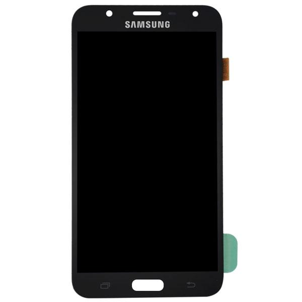 تاچ ال سی دی گوشی موبایل سامسونگ SAMSUNG J701 / J7 CORE طلایی مشکی