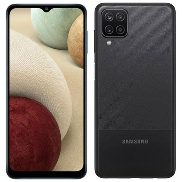 گوشی موبایل سامسونگ SAMSUNG A12 / 125 اورجینال مشکی دو سیم کارت 64 گیگابایت