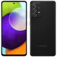 گوشی موبایل سامسونگ SAMSUNG A52 / A525 اورجینال مشکی دو سیم کارت 128 گیگابایت