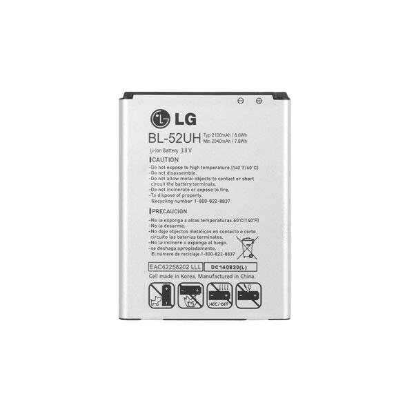 باتری ال جی LG L70 / 52UH اورجینال